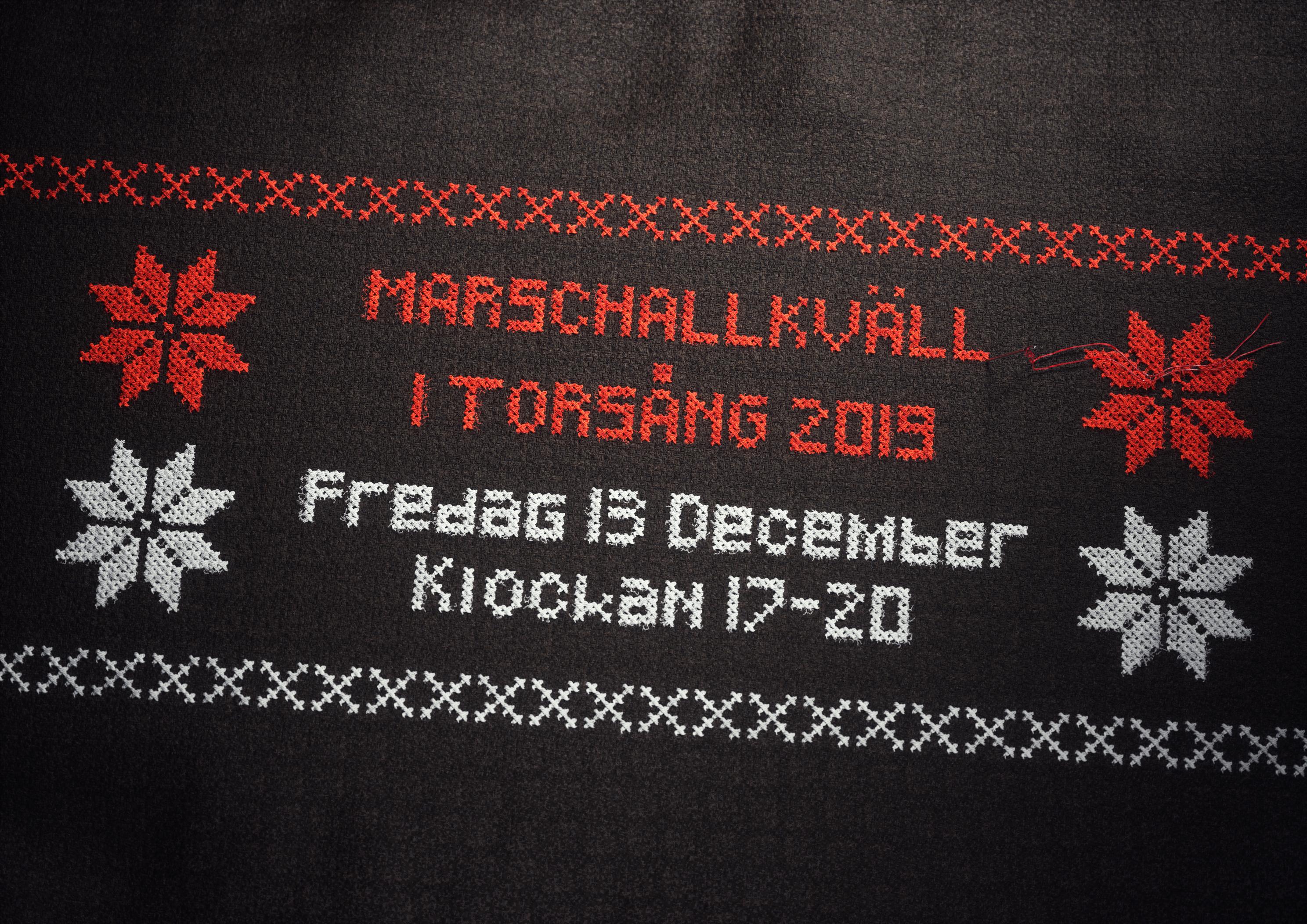 Marschallkväll i Torsång 2019